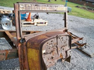 1932 Ford School Bus Cowl Firewall Hot Rod Street Rod Rat Rod 32 1940