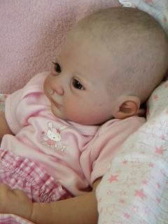 Yellow Cottage Nursery ★ Lifelike Reborn Baby Girl ★ Marie
