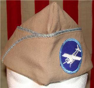 WW2 Garrison Overseas Cap Early Airborne Glider Patch