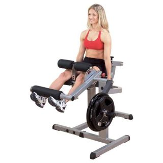 Body Solid Cam Series Seated Leg Extension Leg Curl