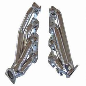 Gibson Exhaust Chrome Header 01 03 Chevy GM GMC 2500 Pickup Truck SUV