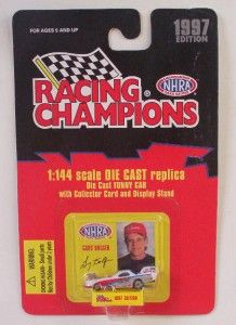 Gary Bolger CFR Funny Car 1144 Micro Sized NHRA Drag Racing Car