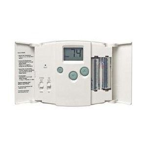just right digital thermostat furnace a c cooling system control