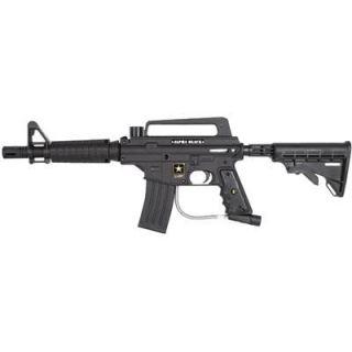 Tippmann US ARMY Tactical Alpha Black Paintball Gun Marker