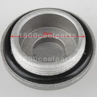 30mm Gas Oil Filter Cap for GY6 150cc Gas Scooters Moped ATVs Quad Go