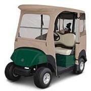 Yamaha Drive Golf Cart Deluxe Enclosure Cover