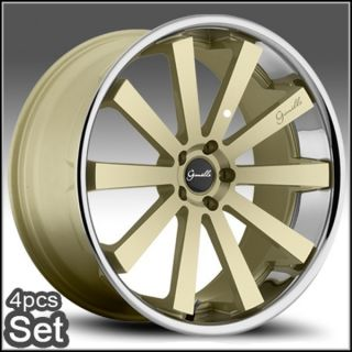 24inch for Land Range Rover Wheels Giovanna Gianelle Rims