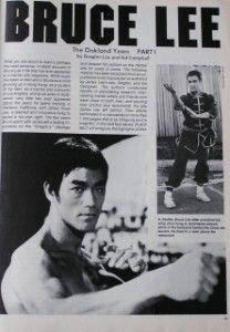 86 Black Belt Magazine Karate Goju Ryu Richie Barathy