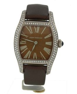 Girard Perregaux Ladies Richeville White Gold Diamonds 02656D0 Q53 313