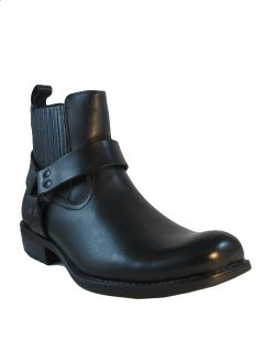 NEW GBX 132241 HARNESS LEATHER MOTORCYCLE BOOTS MENS SIZE 11.5