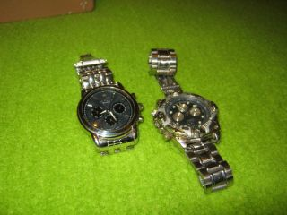 Mens Watches Both Keep Good Time Both Are Looking Good