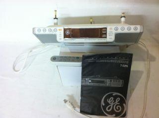 Ge Under Cabinet Radio Manual Meotery