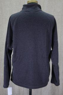 Mens The North Face Gordon Lyons Full Zip Marled Fleece Jacket Size XL
