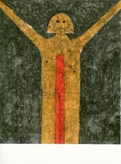 Rufino Tamayo HombreOriginal Lithograph