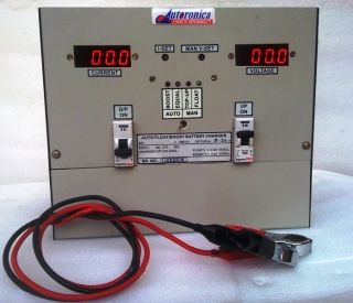 Golf Cart Battery Charger 36V 5 20 Amps Connect It and Forget It