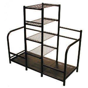 Golf Bag Tool Equipment Accessory Shelf Shelves Stand Rack Storage