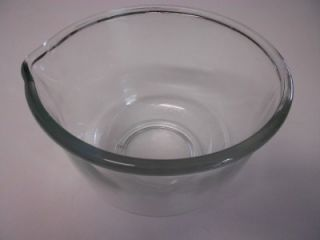 Oster Kitchen Center Replacement Mixer Small Glass Bowl