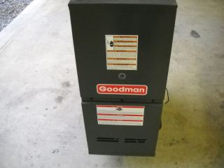 Goodman Gas Furnace