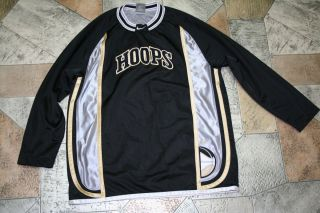 Nike Hoops Boys Girls Basketball Shirt Size Large L 14 16 Long Sleeve