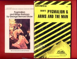 Pygmalion by George Bernard Shaw Cliff Notes Study Guide