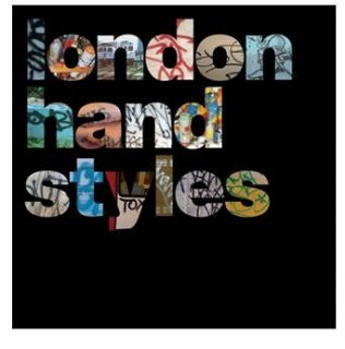 London Handstyles Graffiti Art Book Tags