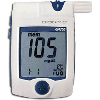 Bionime Rightest Blood Glucose Monitoring System