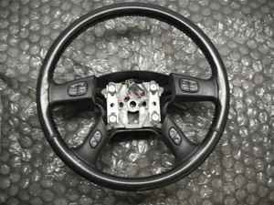 GMC Sierra 1500 2500 Steering Wheel w Cruise Control