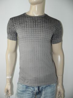 New Armani Exchange A x Mens Slim Muscle Fit Graphic Tee Shirt