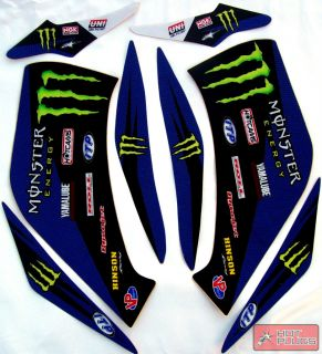 Graphics for Yamaha Raptor 250 Decals R250 Stickers