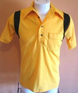 Vintage HILTON Bowling M polo Shirt PUTZYS II Glenmont New York