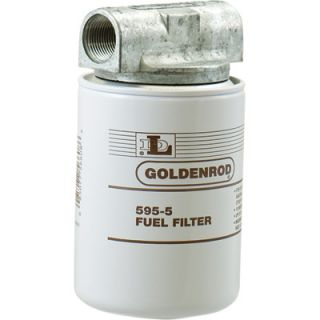 Goldenrod Spin on Fuel Filter 3 4in Fittings 56592