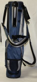 New Nike Sunday Golf Bag Blue