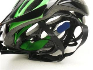 Giro Athlon Bright Green Black Bike Helmet Large New Other