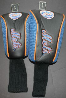 New York Mets Golf Head Covers New