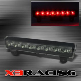 00 06 SUBURBAN TAHOE GMC YUKON SMOKED FULL LED 3RD BRAKE LIGHT LAMP