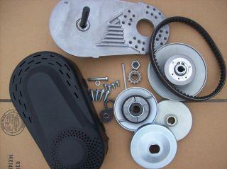 go kart Comet 30 series torque converter kit replacement TAV2 12T 35