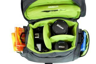 Golla Digital SLR Camera Bag Case  Black  Pro G778  Professional