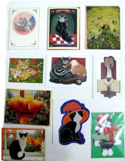 This huge assortment of greeting cards includes cards for