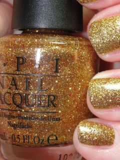OPI Nail Polish GIFT OF GOLD ULTA EXCLUSIVE 2010 Limited Edition