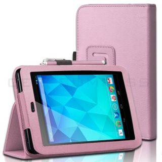 PU Leather Folio Stand Magnetic Case Cover For Google Nexus 7 Tablet