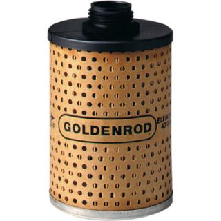 Goldenrod Replacement Fuel Filter Element Fits Item 1703 5750609