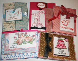 Handmade Greeting Card Kit