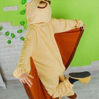 Sweet Holic KIGURUMI Halloween Costumes Flying Squirrel