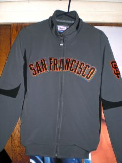 MLB Majestic Premier Jacket Therma Base San Francisco Giants S