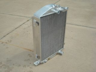 1932 Ford Griffin Aluminum Radiator Street Rod Duece