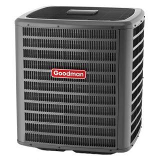 DSZC180481   Goodman 4 Ton 18 SEER Heat Pump Condenser 2 Stage