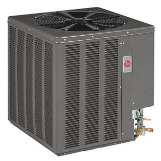 13AJN24A01 Rheem 2 Ton 13 SEER Air Conditioner Condenser Value Series