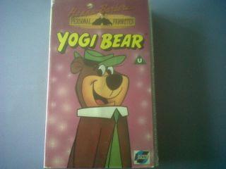 Yogi Bear Hanna Barbera Personal Favourites Video