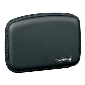 TomTom Go XL Hard Carry Case and Strap Fits 4 3 TomTom GPS Models