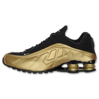 da3c7e6ddb1 ... cheapest nike shox r4 mtllc gold mtllc gld black wht select size 9b4d2  0949e